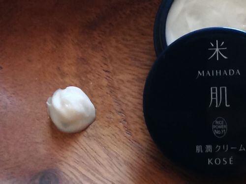 米肌 クリームIMG_2730