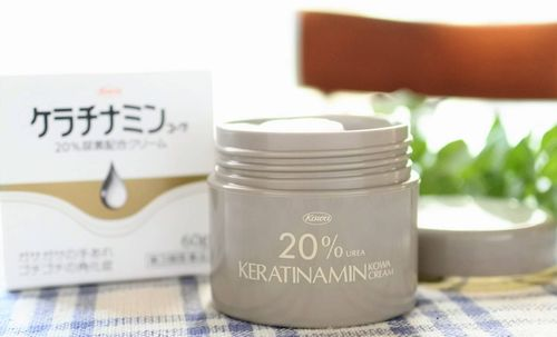 ケラチナミンコーワ20%尿素配合クリーム